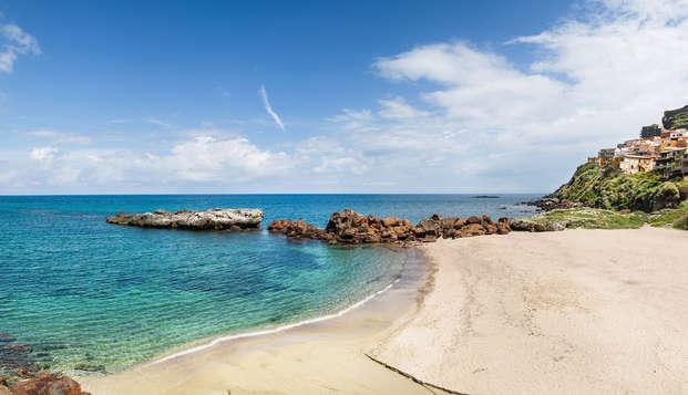 Soggiorno di fine estate nella cristallina Sardegna con cena e nave Grimaldi (9giorni/7notti)