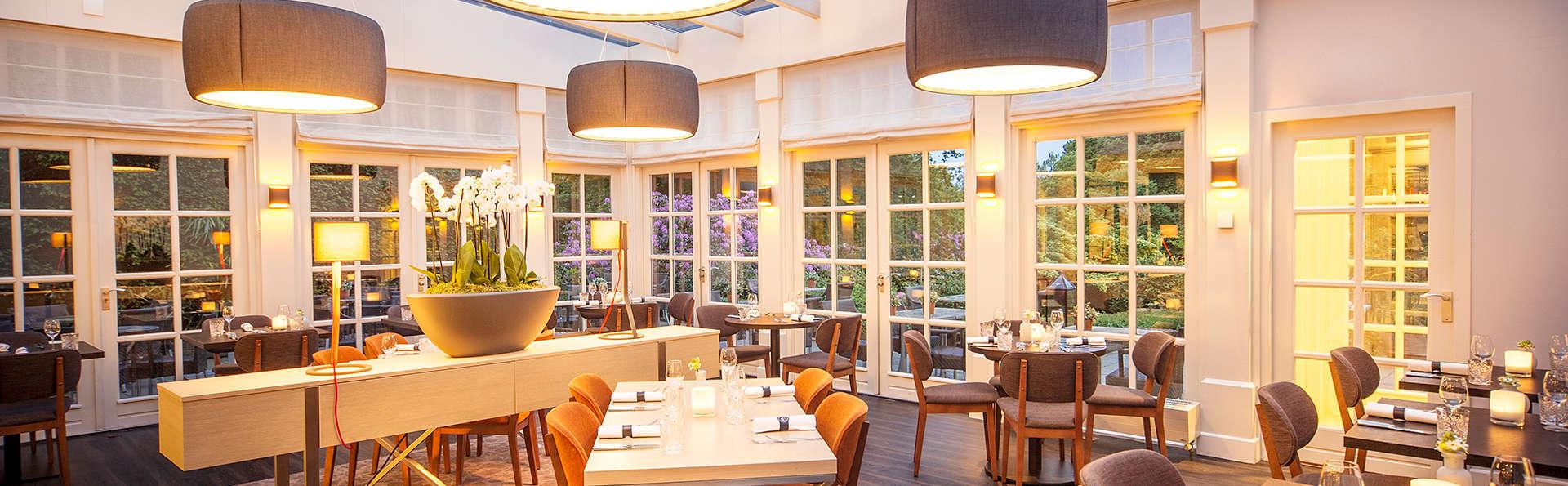 Nature, détente et dîner dans le Veluwe