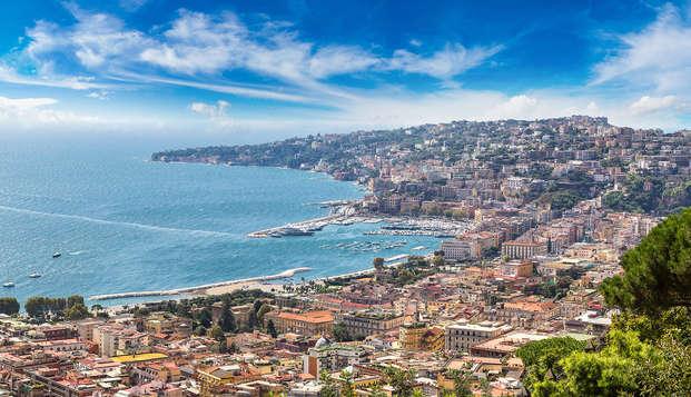 Entre terre et mer au cœur de Naples