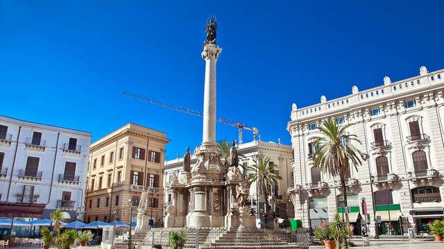 Quédate en el corazón artístico de Palermo