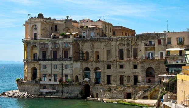 Week-end au cœur de Naples