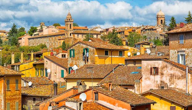 Vacanze a Perugia: 4 notti al prezzo di 3!