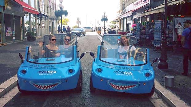 Descubre la Riviera Francesa en coche y con autoguía