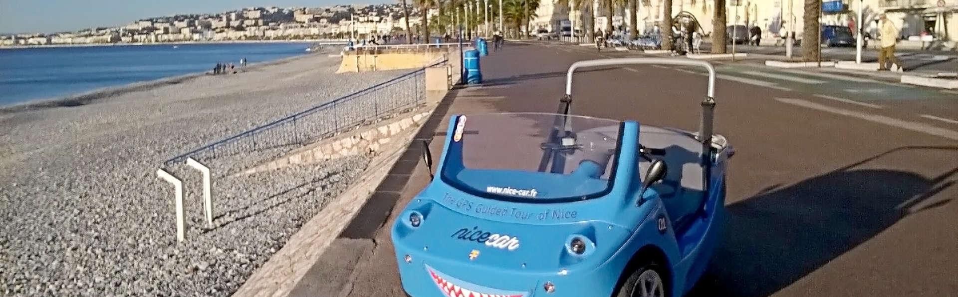 Découverte de Nice et ses environs à votre rythme