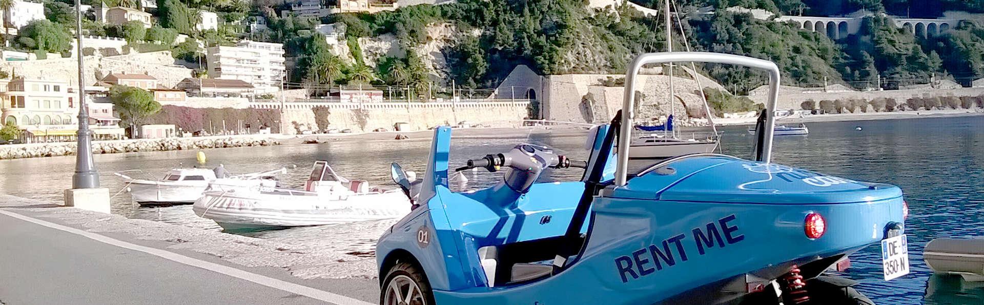 Découverte de la French Riviera en voiture