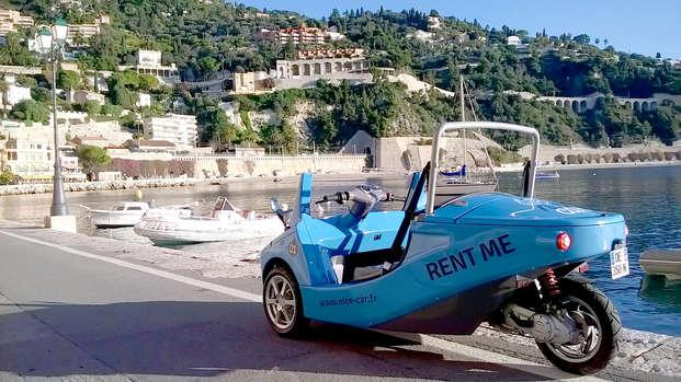 Alla scoperta della Costa Azzurra in auto