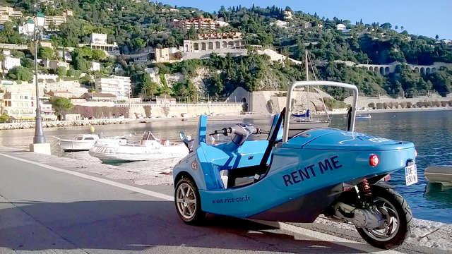 Descubre la Costa Azul francesa recorriéndola en coche
