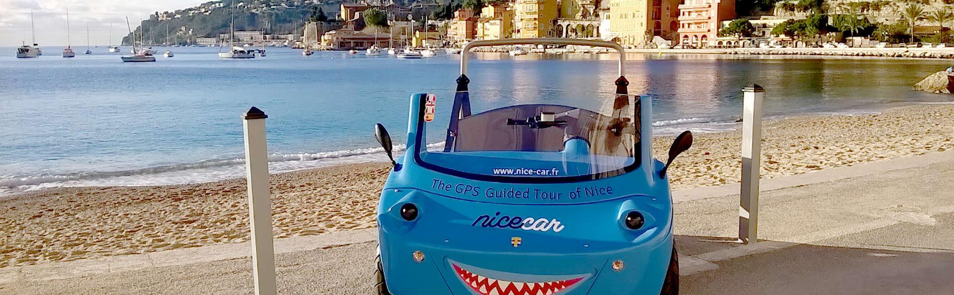 Week-end à la découverte de la French Riviera avec visite guidée