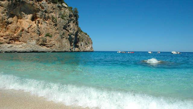 ¡Quédate en Cerdeña con vistas al mar cerca de Cala Gonone!