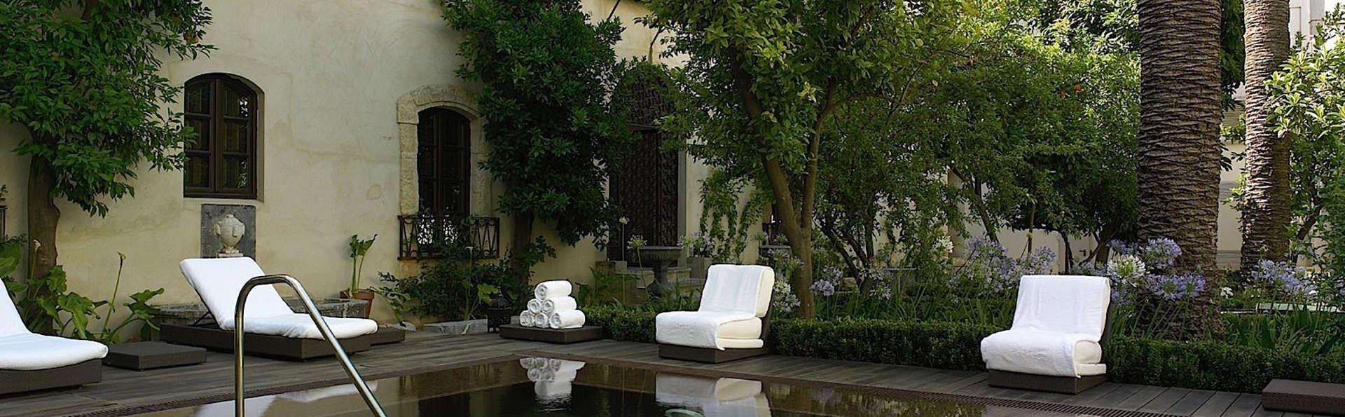 Séjour de luxe avec Spa, Cava et massage pour 2 à Cordoue