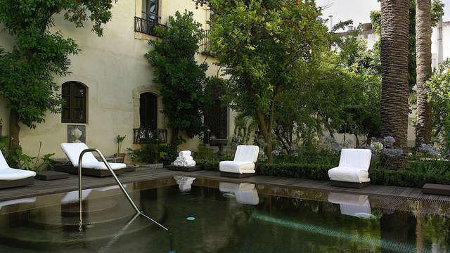 Córdoba de lujo alojándote en un 5* con sesión de spa incluida