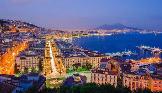 Pont de la Toussaint à Naples : deux nuits sur le Front de mer Caracciolo