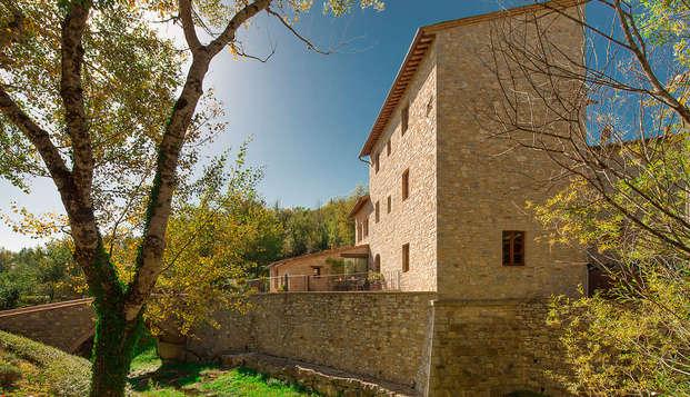 Evasión mágica en un antiguo molino en el corazón de la Toscana