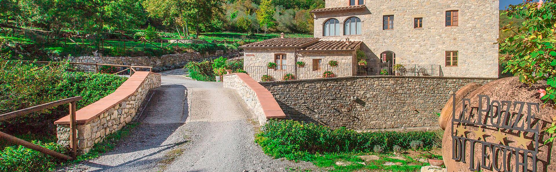 Hotel Le Pozze Di Lecchi Hotel Le Pozze Di Lecchi 4 Gaiole In Chianti Italia