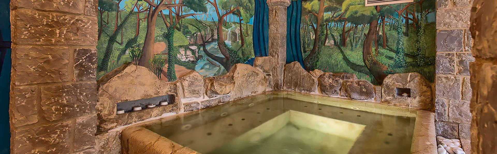 Benessere e relax nella regione del Chianti: con accesso SPA.