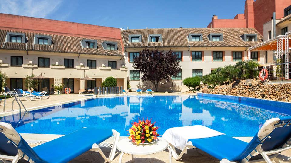Hotel Antequera by checkin - edit_pool.jpg