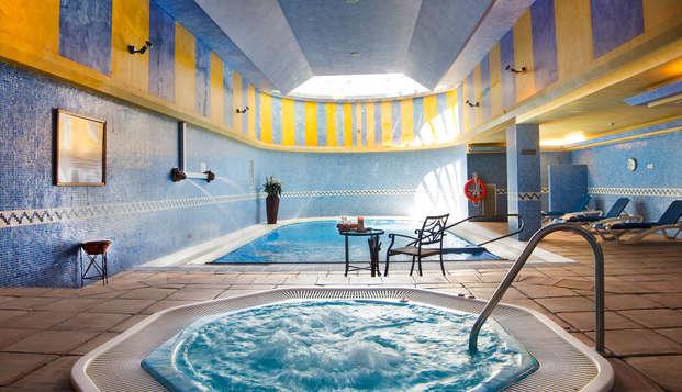 Escapada con spa y desayuno incluido en Antequera