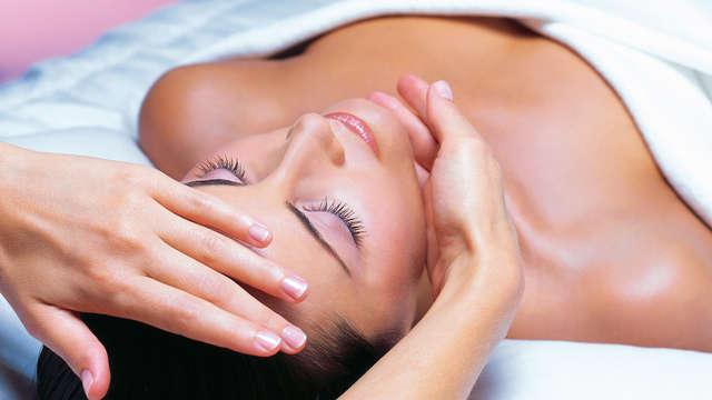 Escapade bien-être avec massage dans les Hautes Fagnes