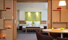 1 overnachting in een tweepersoons kamer executive voor 2 volwassenen