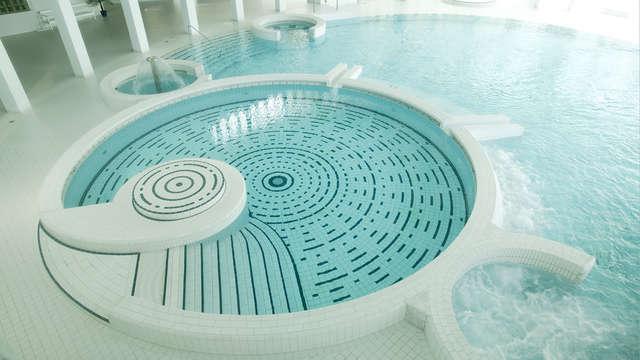 Combineer wellness, massage en diner tijdens heerlijk verblijf in Spa