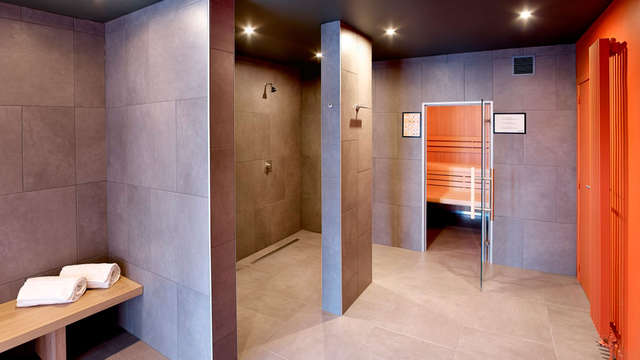 Superieur kamer Promo: Heerlijk ontspannen in de sauna in Spa