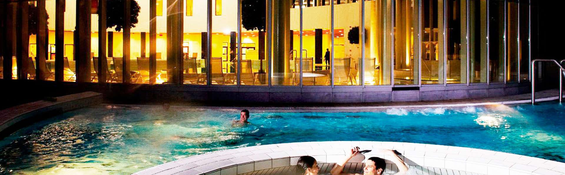 Diner en wellness in de Thermen van Spa (vanaf 2 nachten)