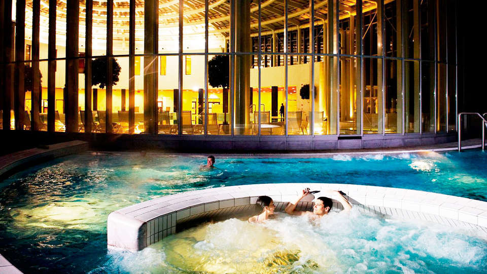 Week end bien tre spa avec 1 acc s aux thermes de spa for Thermes de spa