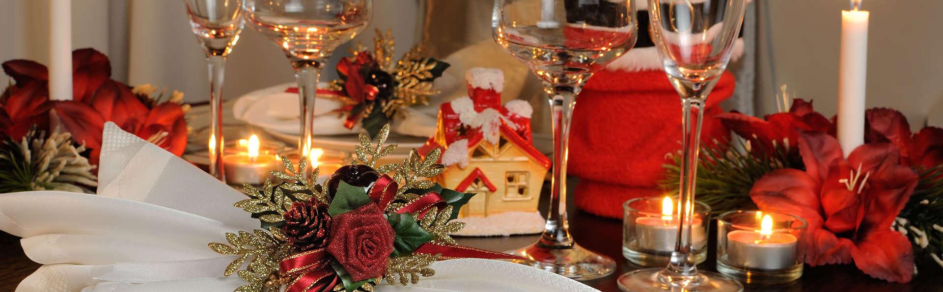 Réveillon de Noël magique dans les Ardennes belges