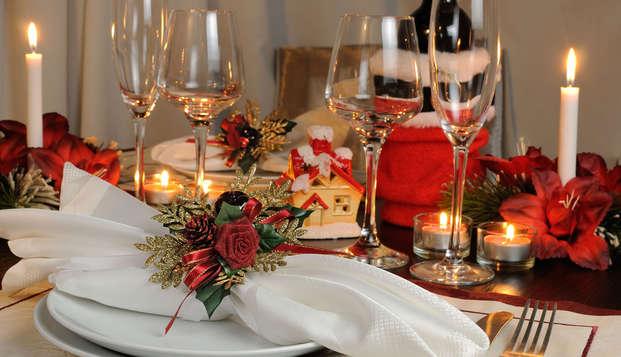 Beleef een magische kerstavond in de Belgische Ardennen