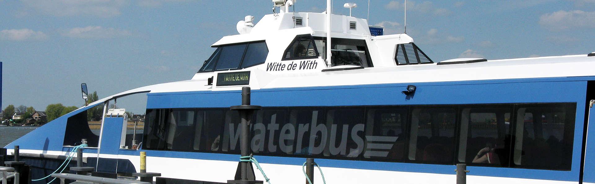 Van der Valk Hotel ARA  - edit_boat.jpg