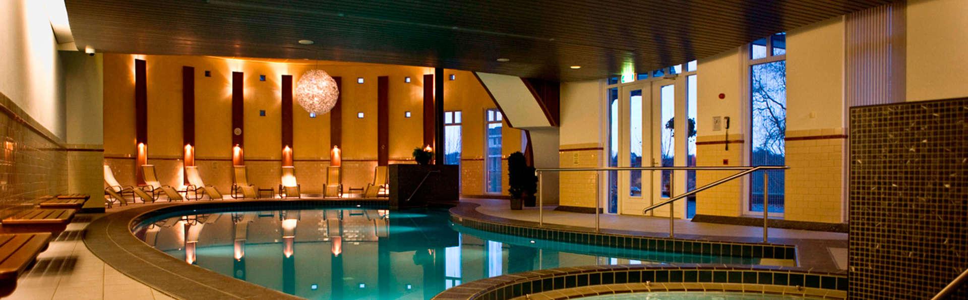 Spécial Automne : profitez du wellness et du luxe dans la charmante région de Valkenburg (2 nuits)