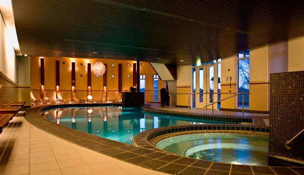 Najaarsspecial: Lekker genieten van wellness en luxe in het charmante Valkenburg ( 2 nachten )