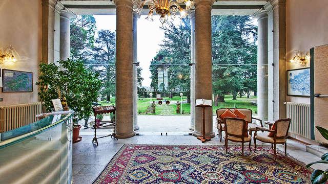 Scopri Soligo: per un soggiorno indimenticabile in un'elegante villa storica
