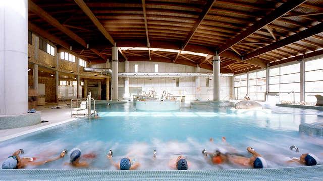 Escapada relax en superior con entrada al Spa Piscinas Termales en el Balneario de Archena