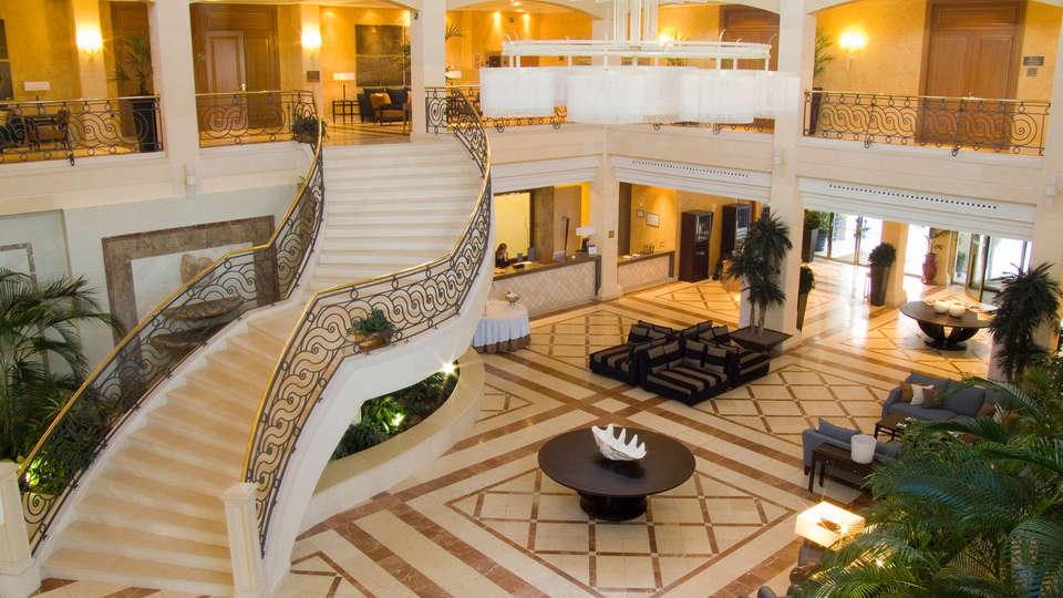 Hotel Envía Almería Spa & Golf - edit_reception.jpg