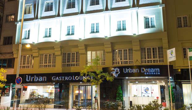Urban Dream Granada - front