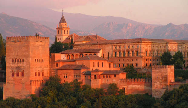 Urban Dream Granada - Granada s sunset
