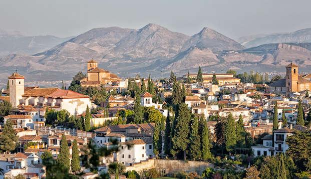 Especial Minivacaciones 3x2: Granada y el amor brujo