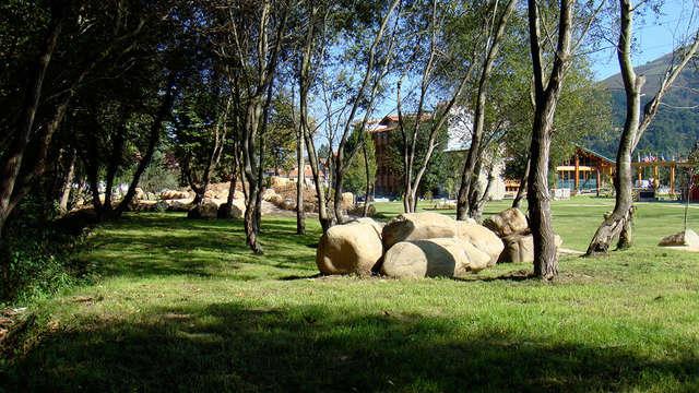 Arha Reserva del Saja Spa