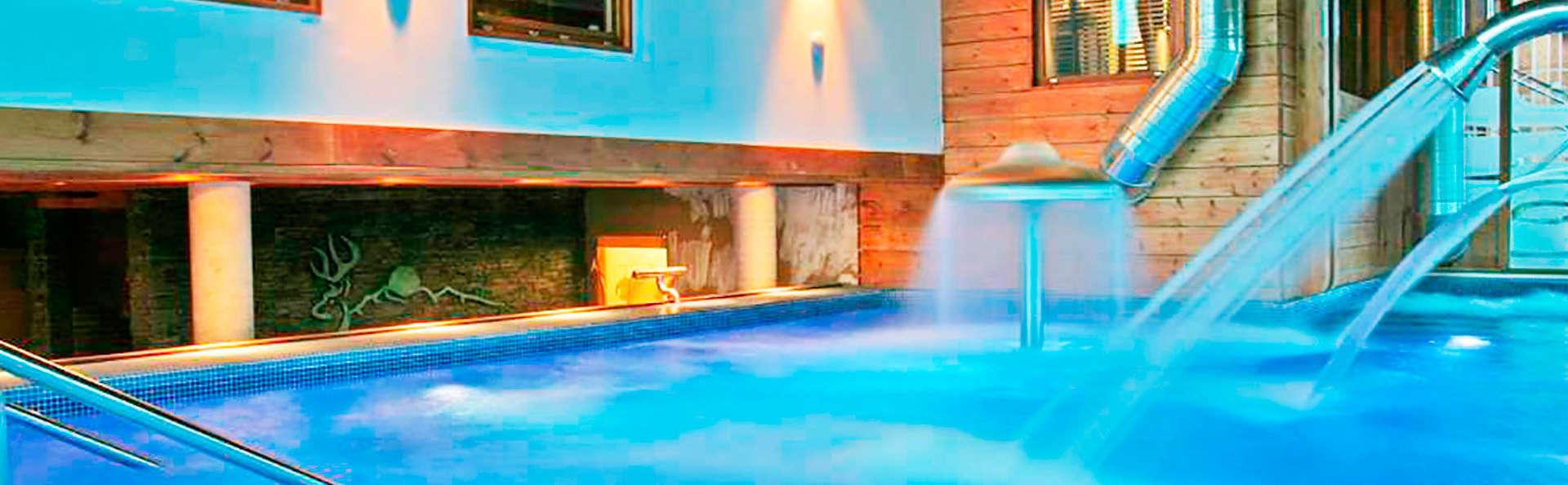 Escapada Relax con acceso al Spa y bombones en Cantabria