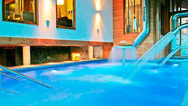 Soprende a tu pareja con cena y spa en Cantabria
