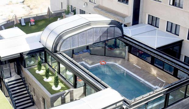 Sercotel Gran Luna - Pool