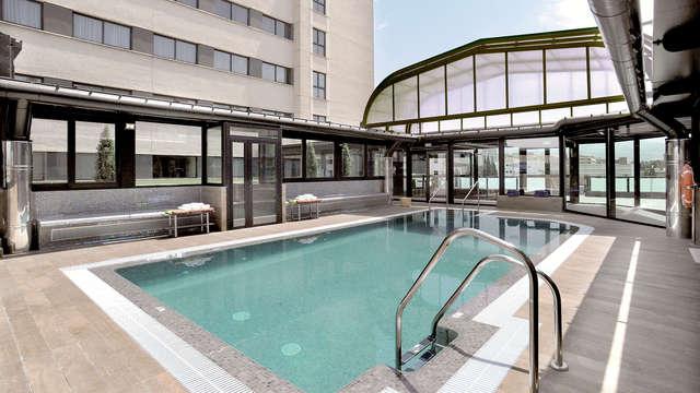 Demi-pension et piscine à Grenade