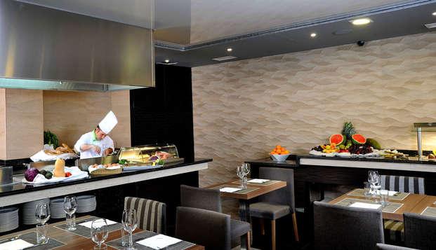 Sercotel Gran Luna - restaurant