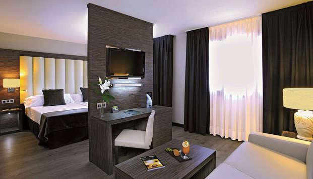 Sercotel Gran Luna - Room