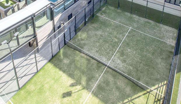 Sercotel Gran Luna - Tennis