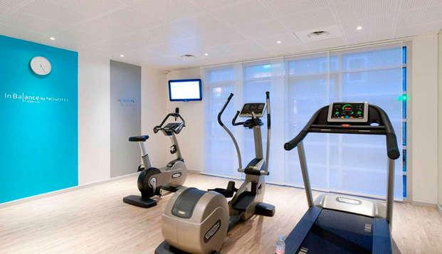 Novotel Suites Paris Rueil Malmaison - gym