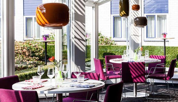 Pasa la noche y cena en la hermosa ciudad de Breda (desde 2 noches)
