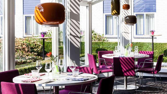 Hébergement et dîner dans la belle ville de Breda (à partir de 2 nuits)