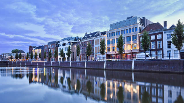 Fin de semana en Breda con entrada al cine